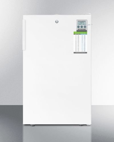 "FS407LBIPLUSADA ADA compliant 20"" wide all-freezer for built"