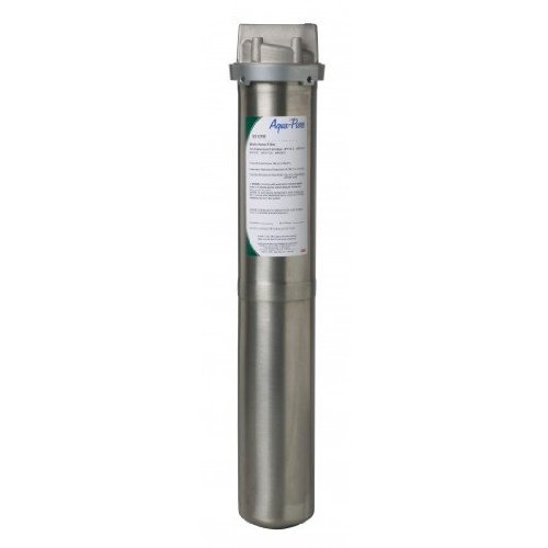 Aqua Pure 5592010 Stainless Steel Water Filter Housing SST2Hb by AquaPure