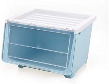 YJLGRYF Unidades de estanterías Rack de almacenamiento Cajón de almacenamiento Snack Snacks Juguetes Sandwich Caja de almacenamiento de múltiples capas Acabado de plástico transparente Estante de alma: Amazon.es: Hogar