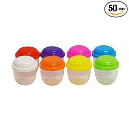 "1.1"" Acorn Bulk Toy Vending Capsules 50 Count"