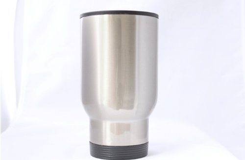 And now these three remain: faith, hope, and love. But the greatest of these is love. 1 Corinthians 13:13 Stainless Steel 14 oz Travel Mug (sliver),Bible Verses Coffee Mug,Coffee/Tea Drinking Cup with Handle.(Two Sides)