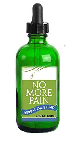 Liquid Oregano Oil Supplement – Origanum Vulgare Herb Oil for Pain Relief (1 oz)
