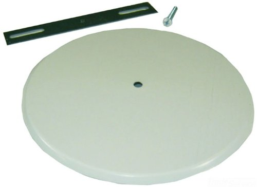 L.H. Dottie CP5 Outlet Box Ceiling Cover Plate with 5-1/4...