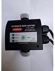فلوماك او اوتوماتيك لمواتير المياه: يعمل كبديل للبالونات المستخدمة فوق الموتور، ويعمل على حماية الموتور من التلف.