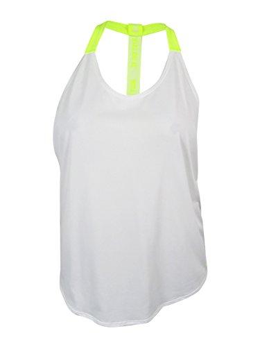 (Nike Elastika 2.0 Womens Training Tank Top 648571-100, X-Large, White)