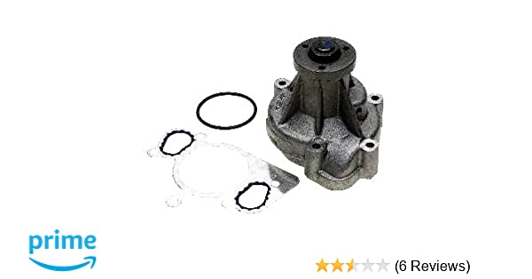 AW4124 Water Pump For 00-10 Ford Jaguar Land Rover 3.9L 4.0L 4.2L 4.4L DOHC V8