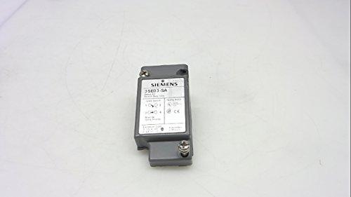 (Siemens 3Se03-Sa, Limit Switch, Plug-In Module, Standard Single Pole 3Se03-Sa)