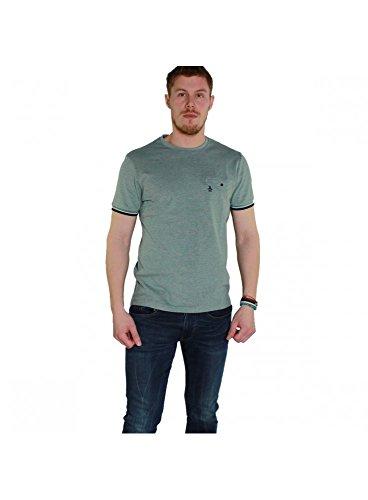 Original Penguin Herren T-Shirt grün grün