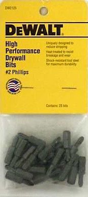 Dewalt Screwdriving Drywall Insert Bit Phillips No.2 ()