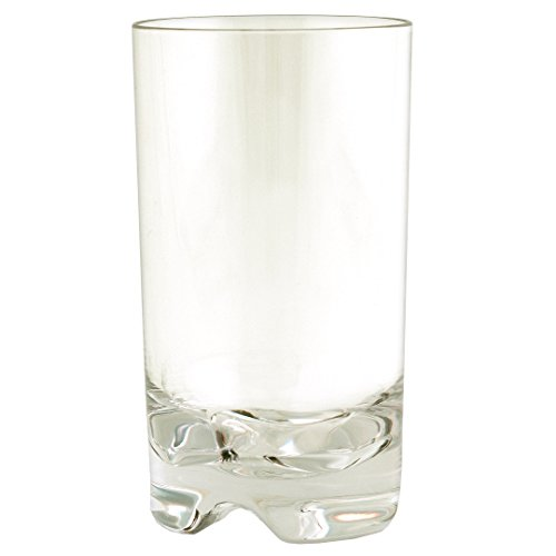 Strahl Vivaldi 14-Ounce Tumbler, Large, Set of - Or Polycarbonate Glass