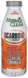Herbal Clean Qcarbo Liquid Orange 16 Fz