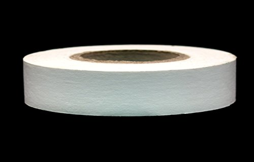 - ChromaLabel 1/2 inch Color-Code Labeling Tape | 500 inch Roll (White)