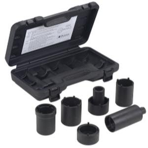 Spindle Nut Socket Set - 6 Piece