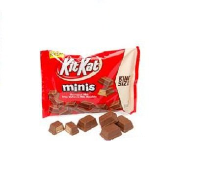 Kit Kat Minis, King Size, 2.2-Ounce, 12-Count