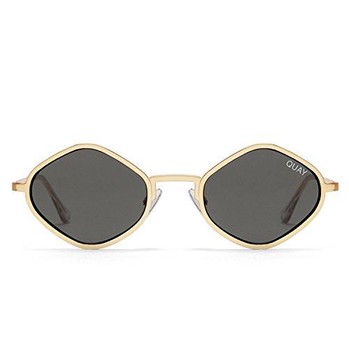 Quay Australia PURPLE HONEY Women's Sunglasses Exotic Sunnies - - For Makes Who Small Sunglasses Faces