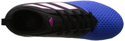Adidas Ace 17.3 TF J, Scarpe per Allenamento Calcio Unisex – Bambini, Nero (Negbas/Ftwbla/Azul), 38 EU