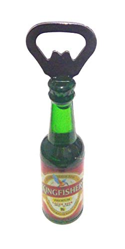 DFS Premium 2 in 1 Bottle Shaped Bottle Opener and Fridge Magnet (Green Beer) Price & Reviews
