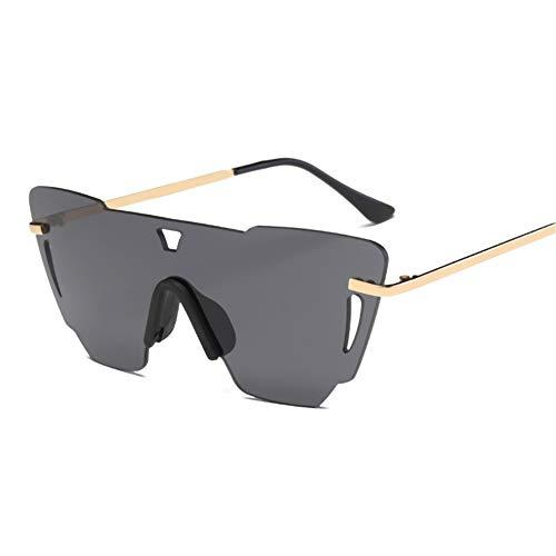 mode américaine colorée C de lunettes de sans soleil NIFG de équitation pièce européenne et cadre soleil pièce Lunettes la qvcwS701