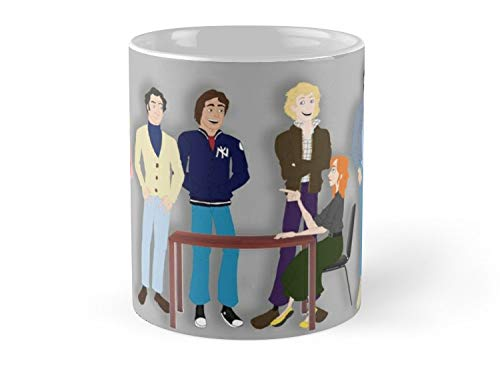 Taxi Cast Mug - 11oz - The most meaningful gift for family and friends. ()