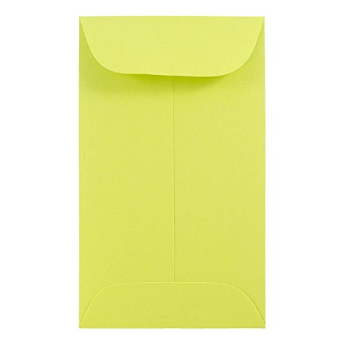 jam-paper-6-coin-envelope-3-3-8-x-6-brite-hue-ultra-lime-green-50-pack
