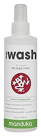 Manduka Organic Yoga Mat Cleaner
