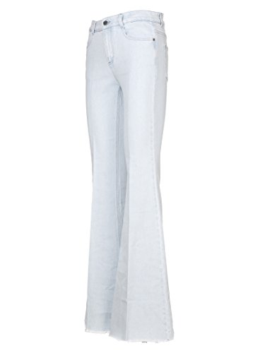 Stella Mccartney 372775skh044030 Jeans Cotone Azzurro Donna Cr7Axnqr