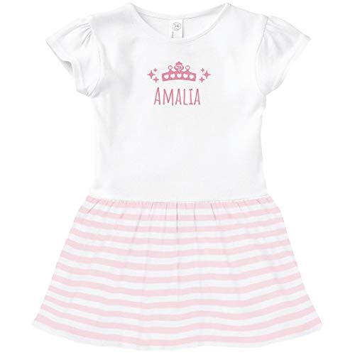 FUNNYSHIRTS.ORG Amalia Princess Outfit: Toddler Baby Rib ()