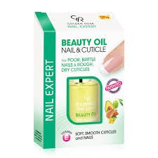 Golden Rose Beauty Oil Nail & Cuticle for Poor, Brittle Nails & Rough, Dry Cuticle 0.37 fl oz from Golden Rose