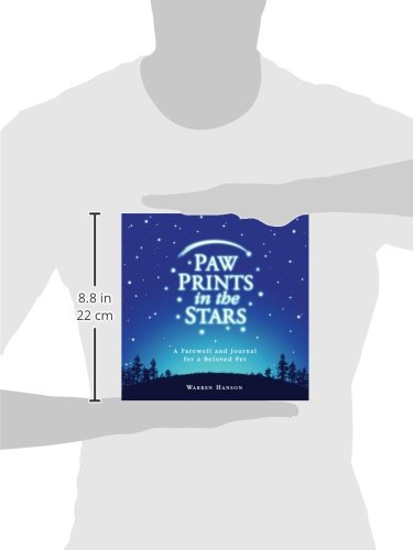 Paw Prints in the Stars: A Farewell and Journal for a Beloved Pet