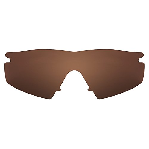 Revant Polarized Replacement Lenses for Oakley M Frame Strike Dark ()