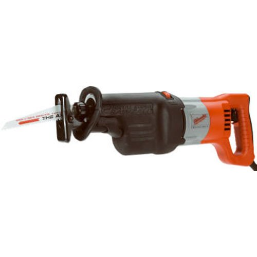 - Milwaukee 6536-21 Super Sawzall 13 Amp Reciprocating Saw