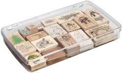 ArtBin Storage Bulk Buy Prism Box Single Compartment 11.5 inch x 6.625 inch x 1.75 inch Translucent 1100AB (3-Pack)