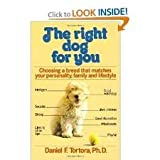 The Right Dog for You, Daniel F. Tortora, 0671242210