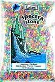 Spectrastone Permaglo Rainbow Aquarium Gravel for Freshwater Aquariums, 2-Pound Bag