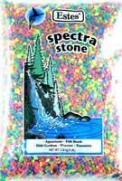 Spectrastone Permaglo Rainbow Aquarium Gravel for Freshwater Aquariums, 2-Pound Bag by Spectrastone