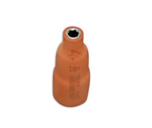 Egamaster Llave vaso 1//4 8mm
