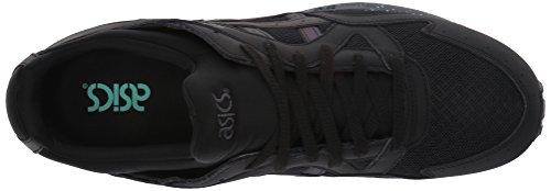 ASICS Men's Gel-Lyte V Fashion Sneaker, Black, 11 M US
