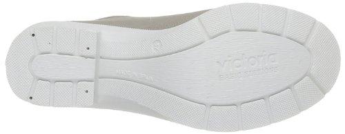 Victoria Plate-forme De La Femme Sneaker Avec Talon Beige