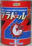 プラドールZ 4kg ブラック3缶セット 【 ローラーセット付き 】
