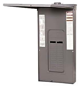 schneider electric load center qo mlo 240 volt 225 amp 1. Black Bedroom Furniture Sets. Home Design Ideas