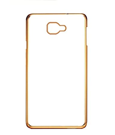 COVERNEW Back Cover for Samsung Galaxy J7 Prime SM G610FZDDINS   Golden OG MeephoneGalaxyJ7PrimeGoldd
