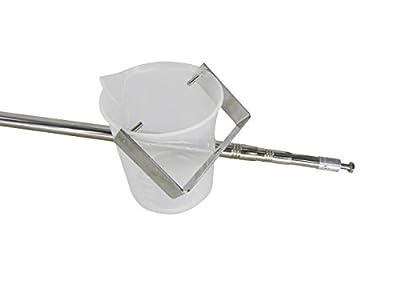 Telescopic Swing Swivel Dipper Water Telescope Sampling Pendulum Beaker Sampler Well Rod