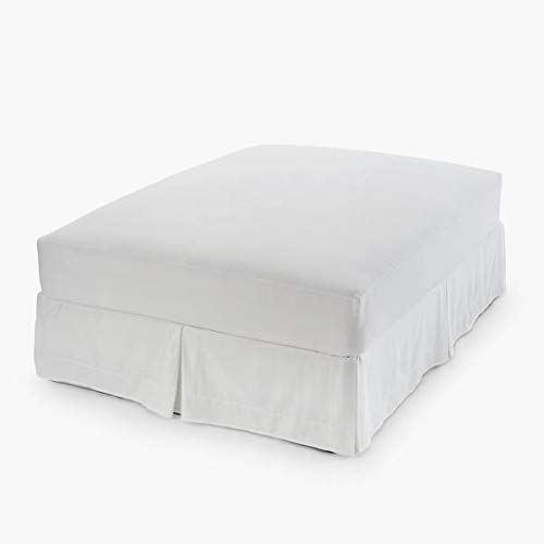 Claritin Ultimate Allergen Barrier Embossed Mattress Protector - Defend Against Dust Mites, Pollen, Pet Dander and Other Household Allergens (Twin) ()