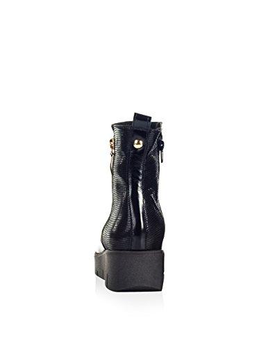 Joana 505t amp; À Femme Low Jp gn Boots Noir Talons Paola wIrqxpw