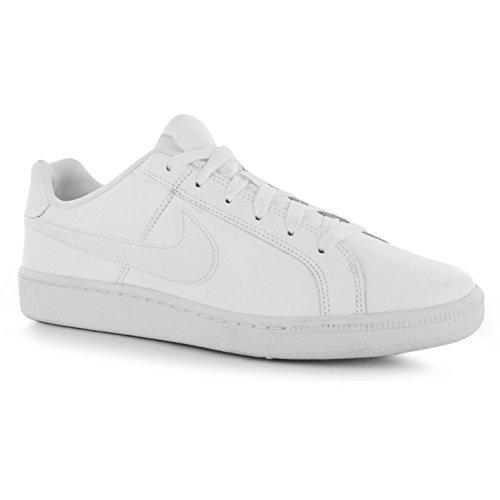 Nike Court Royale Zapatillas Deportivas para Hombre Blanco/Blanco Casual zapatillas zapatos calzado, blanco, (UK8) (EU42.5) (US9)