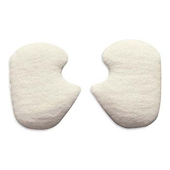 Hapad Dancer Pads, Womens, 12 Per Pair by HAPAD