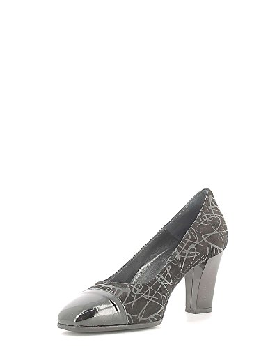 Grace Shoes I6190 Zapatos Mujeres Negro