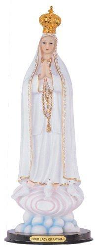 16 Inch Our Lady Of Fatima Statue Religious Figurine Figure Virgen Virgin