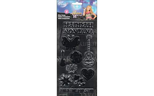 Disney(R) Clear Stamps - Hannah Montana