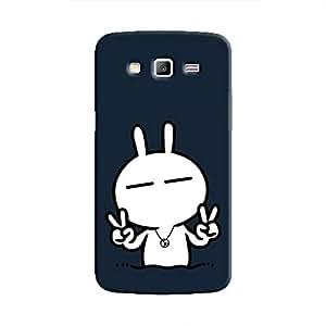 Cover It Up - Peace Tsuki Galaxy Grand 2 G7106 Hard Case